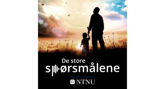 DE STORE SPØRSMÅLENE